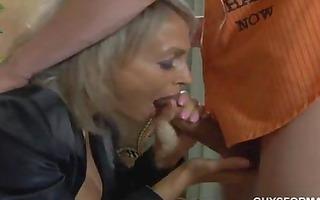 russian grand mother fuck jung chap nasty