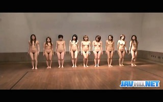 undressed japanese sweethearts