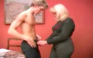 russian aged mother lad fucking part4
