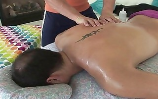 gayroom massage happy ending