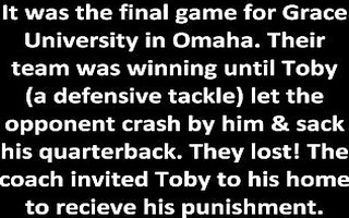 football lineman screwed up