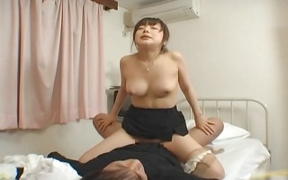 japanese male doctor acquires trio sexy sex part9