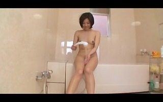 sexy elegant japanese lady creamed by airliner11