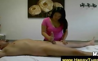 oriental masseuse lets me touch her likewise