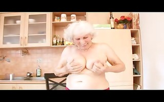 granny norma out of a pecker this time