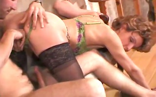 older acquires perverted with her younger chaps