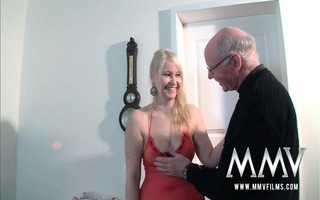 excited granddad likes fucking a busty legal age