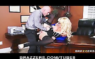 breasty golden-haired d like to fuck suggests her