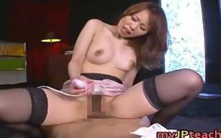 eri ouka hawt japanese teacher is sexy part1