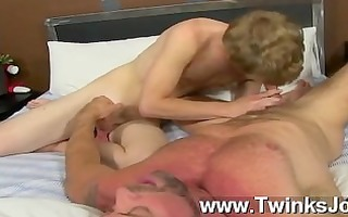 twink clip check it out as anthony evans