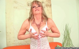 big titted grannies lust orgasm collection