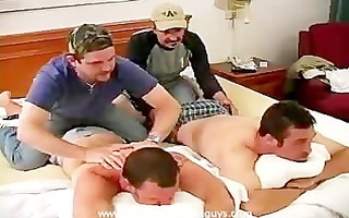 str boys acquire serviced and cum