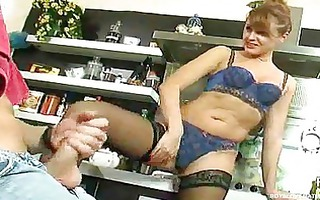 hot older d like to fuck receives drilled