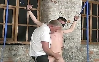 homosexual clip sean mckenzie is roped up and at
