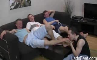 toe tickle some hd