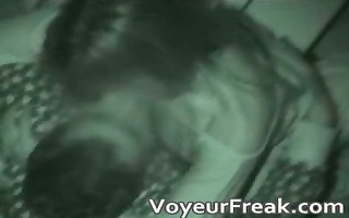 excited brunette playgirl is caught fucking part4