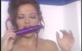 d like to fuck receives filthy in the shower with
