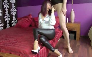 mother id like to fuck legging legjob cum