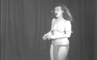vintage stripper film - follies bergere