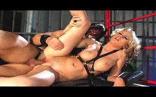 fetish factory#0 : megan fun & davia ardell