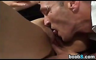 chunky mother i getting drilled