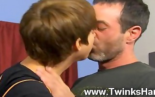 homosexual video of kyler can fight back having