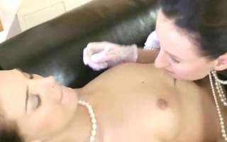 youthful and old lesbian babes lingerie porn