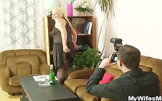 nasty mamma acquires shagged after photosession
