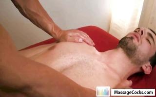 iron pounder oil massage