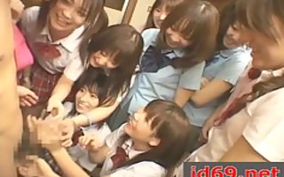 japanese av model and other beauties drilled