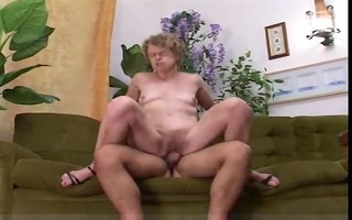 slender granny can it is in all her holes !