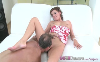 love creampie hawt mom acquires the fuck of her