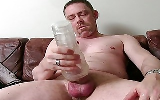 hot str dad tucker masturbating