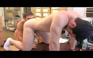2 str chaps have gaysex