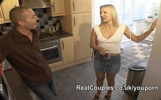 loving real pair filmed having sex