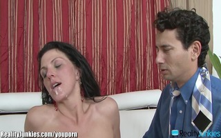interracial cuckold spunk fountain compilation