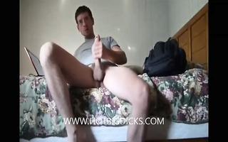sexy big pecker cum a super load