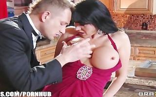 gold digger eva karera seduces a younger stud for