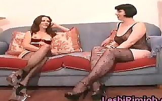 super sexually excited lesbo butt licking