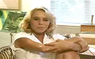 retro porn scene with a cumshot