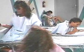 vintage porno setting in the hospital with hawt