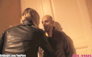 evilangel blond harlots anally assaulted by omar