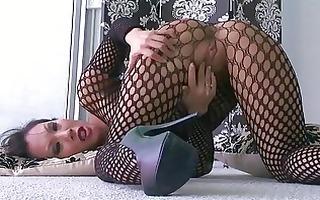hawt oriental asa akira butt plugged and anal