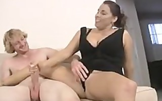 mamma and not her daughter share jock