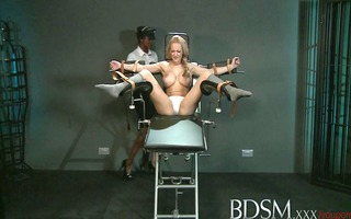 sadomasochism xxx sub with giant breast gets