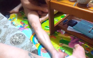 recent korean clip - sharing wife with friend