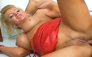 breasty dilettante mother i anal and facial in